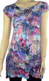 Bluza cu maneca scurta pentru gravide DUE BDDE13B, Multicolor