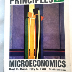K Case and R. Fair, PRINCIPLES OF MICROECONOMICS (6TH ED)