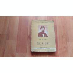 SCRIERI COMENTATE DE PETRE V. HANES-AL. RUSSO