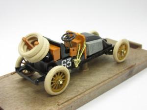 Macheta Renault 40HP Parigi Madrid 1903 Brumm 1:43