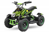 ATV electric NITRO ECO Cobra 800W 36V cu 3 Viteze Verde
