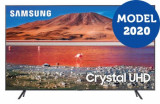 Televizor LED Samsung 139 cm (55inch) UE55TU7172, Ultra HD 4K, Smart TV, WiFi, CI+