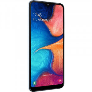 Smartphone Samsung Galaxy A20e 32GB 3GB RAM Dual Sim 4G White