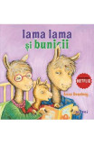 Lama Lama si bunicii - Anna Dewdney