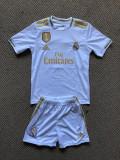 Cumpara ieftin Compleu Echipament fotbal pentru copii 5-6 ANI REAL MADRID HAZARD NR. 7