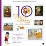 Cele mai frumoase 10 tablouri din lume povestite copiilor, Larousse