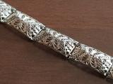 Bratra veche argint masiv 800 - manufactura filigran