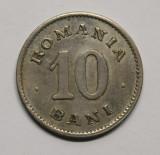 10 BANI 1900 . DETALII EXCELENTE ., Cupru-Nichel
