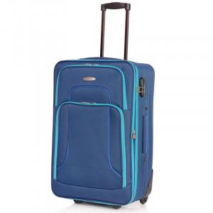 Troler Vision Lamonza, 64 cm, Albastru