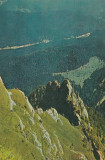 Bucegi - Creasta Morarului, Necirculata, Printata