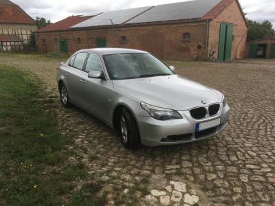 vind BMW 520d foto