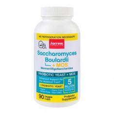 Saccharomyces Boulardii + MOS, 90cps, Jarrow Formulas