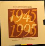 Belgia set monetarie 1945 - 1995