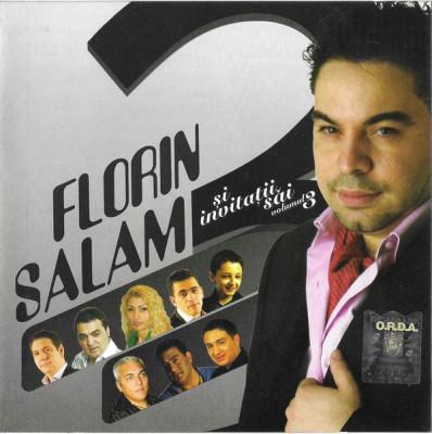 CD Florin Salam 3, original, manele foto