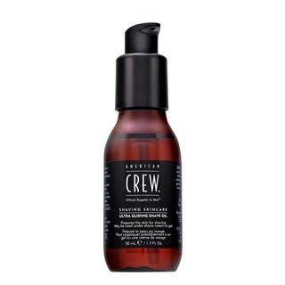 American Crew Shaving Skincare Ultra Gliding Shave Oil ulei emolient pentru barbă 50 ml foto