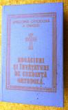 Rugaciuni si Invatauri  de   credinta ortodoxa   ed   Episcopia   Oradea