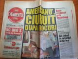 Evenimentul zilei 1 septembrie 2000-art despre iordanescu si lucescu