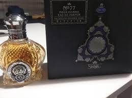 OPULENT SHAIK BLUE NO.77 100ml | Parfum Tester BARBATESC