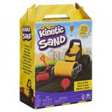 Cumpara ieftin Kinetic Sand Set Constructii Asfalteaza Si Niveleaza