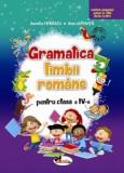 Gramatica limbii romane pentru clasa a IV-a, Aramis
