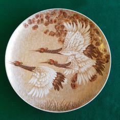PLATOU DE PORTELAN CREAT DE designer -K. NOSSEK - GERMANIA -sec.20