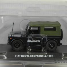 Macheta Fiat Nuova Campagnola  - 1982 CARABINIERI scara 1:43