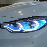 Angel Eyes LED SMD Bmw E90 far fara lupa