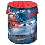 Cos pentru depozitat jucarii Cars Disney
