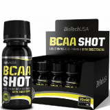 Biotech USA BCAA Shot, 20 fiole x 60 ml