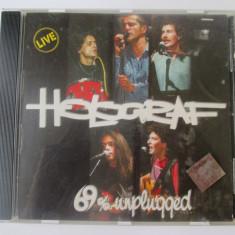 Cumpara ieftin Raritate! Cd Holograf-69% Unplugged-Live 1996