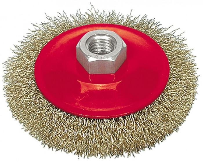 Perie circulara din sarma 115 mm VOREL