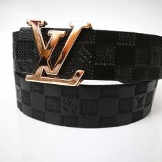 Curea Louis Vuitton, Marime universala, Din imagine, curea si catarama