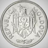 Moneda 25 Bani - Republica Moldova, anul 2004  *cod 209