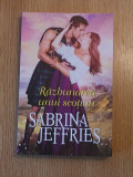 RAZBUNAREA UNUI SCOTIAN-SABRINA JEFFRIES, r1c