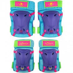 Set protectie Skate Cotiere Genunchiere Frozen Seven SV9024 B3302637