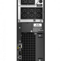 Ups apc smart-ups srt online dubla-conversie 5000va / 4500w 6 conectoric13 4 conectori c19 extended