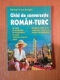GHID DE CONVERSATIE ROMAN- TURC de NEVZAT YUSUF SARIGOL