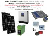 Sistem fotovoltaic / Instalatie fotovoltaica / Panou fotovoltaic