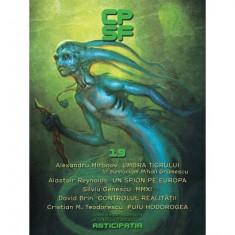 Colectia de Povestiri Ştiinţifico-Fantastice (CPSF) Anticipaţia Nr.19