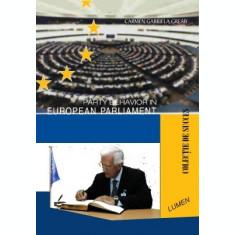 Party behavior in European Parliament - Carmen Gabriela GREAB