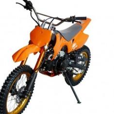 "Motocicleta Cross Copii KXD 125cc DB 608 4T Roti 17""/14"" Culoare Porto Cod Produs: MX_NEW 7020O"