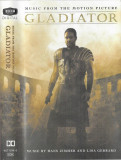 Caseta Hans Zimmer And Lisa Gerrard – Gladiator (Music From The Motion Picture)
