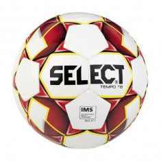 FB Tempo TB Special minge fotbal alb-rosu n. 5