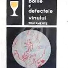 Bolile si defectele vinului. Tratamente