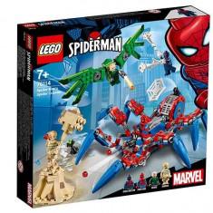 LEGO Marvel Super Heroes - Vehiculul lui Spider-Man 76114