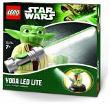 Lampa de birou LEGO Star Wars Yoda - 23 cm (LGL-LP9)