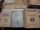 Revista Glasul Bisericii (29 numere între anii 1948-1981)