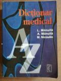 Dictionar medical- L. Manuila, A. Manuila