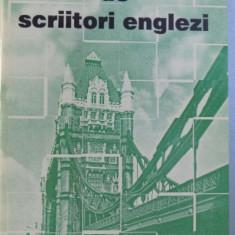 MIC DICTIONAR DE SCRIITORI STRAINI de MONA SLAVIC , 1998