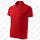 Tricou Polo Cotton Heavy, 220 g/mp